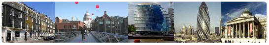 Architettura di londra for Architettura moderna londra