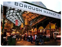 Borough Market Londra