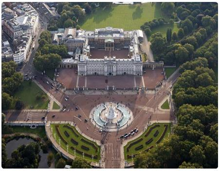 Buckingham Palace a Londra