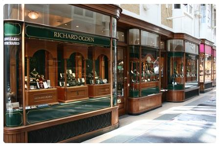 Burlington Arcade Londra