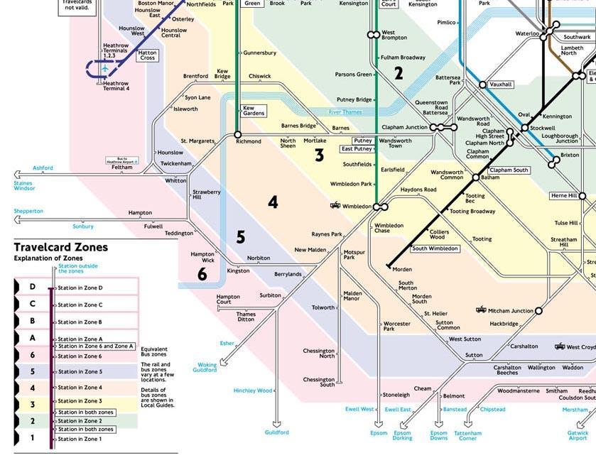 Cartina Londra Zona 1.Mappa Londra Cartina Metropolitana Di Londra Zona 1 6