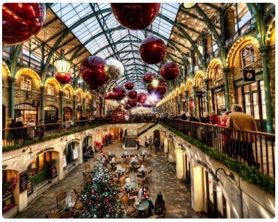 Immagini Natalizie Londra.Natale E Capodanno A Londra Informazioni Sul Natale E Il